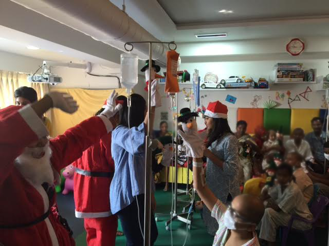Christmas celebrations with Santa!